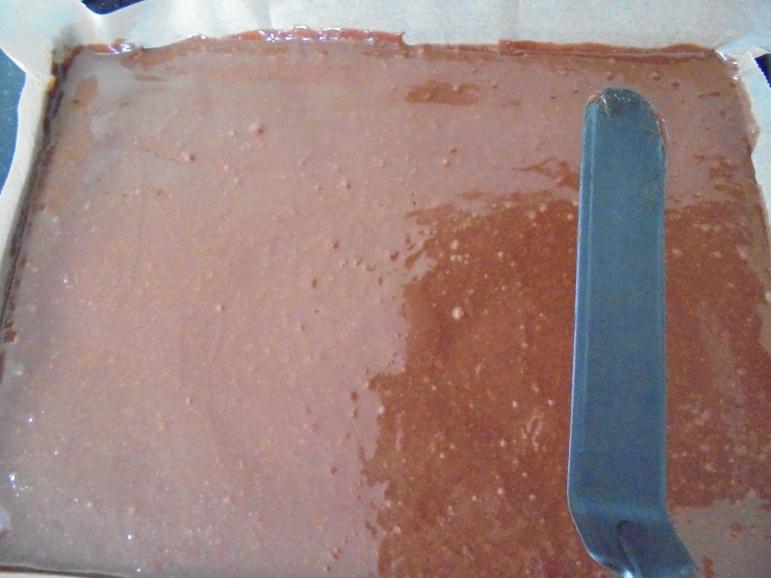 Pavé au chocolat et créme anglaise (27)