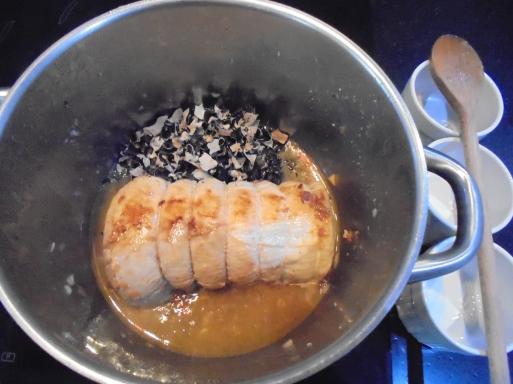 roti de porc ananas et lait de coco (8)