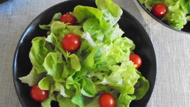 Salade de chèvre chaud (13)