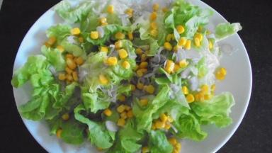Salade de gésiers de volaille (4)