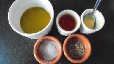 Salade de gésiers de volaille (5)
