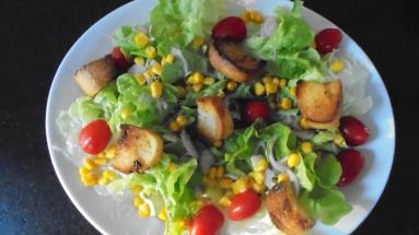 Salade de gésiers de volaille (7)