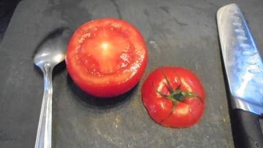Tomates farcies au taboulé (21)
