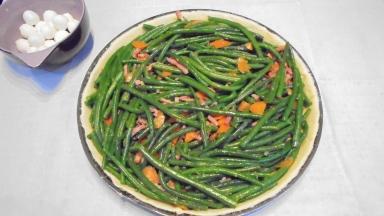 tarte-haricots-vert-et-mozzarella-15