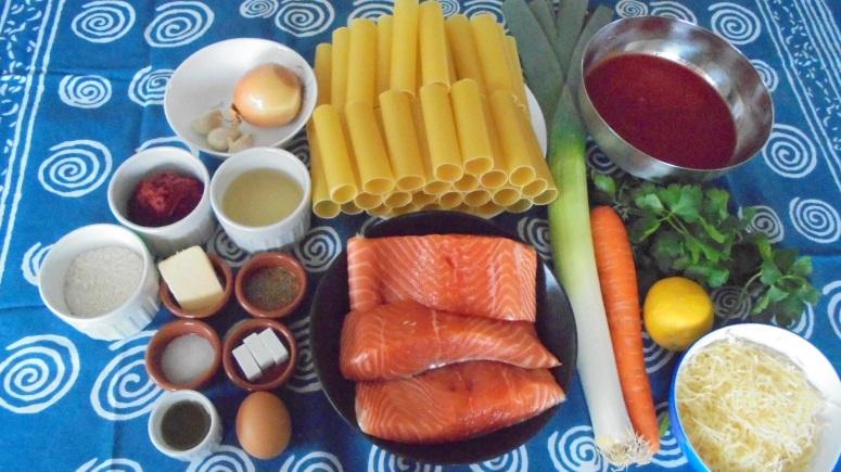 Cannelloni au saumon (2)