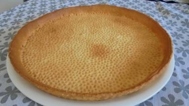 Tarte aux fraises et crème patissière au basilic (17)
