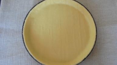 Tarte aux fraises et crème patissière au basilic (5)