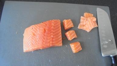 Liguine au saumon et crevettes (11)