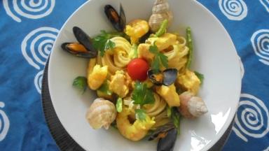 Liguine au saumon et crevettes (26)
