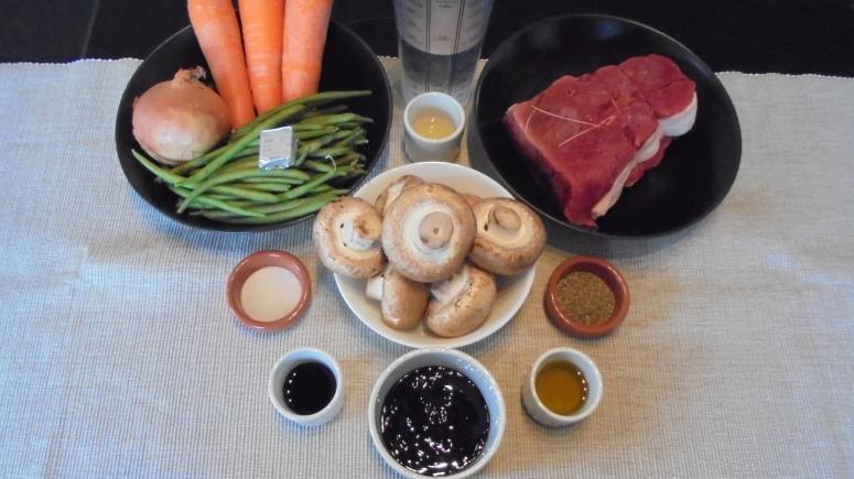 Sauté de boeuf aux légumes et à la sauce d'huitres (3)