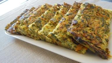 Galettes de pommes de terre aux legumes et ricotta (1)