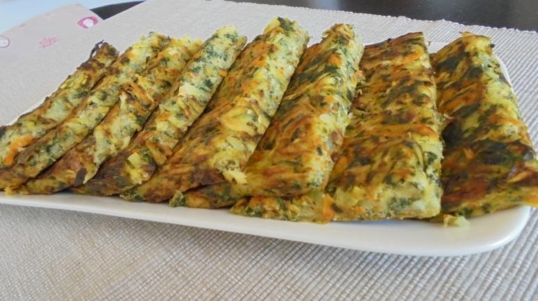 Galettes de pommes de terre aux legumes et ricotta (19)