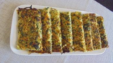 Galettes de pommes de terre aux legumes et ricotta (2)