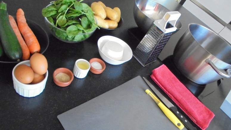 Galettes de pommes de terre aux legumes et ricotta (4)