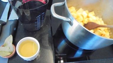 Soupe de butternut aux tomates séchées et à l'ail (13)