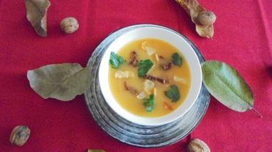 Soupe de butternut aux tomates séchées et à l'ail (24)