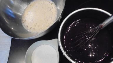 Brownies aux éclats de pistache et graine de café au cacao (11)