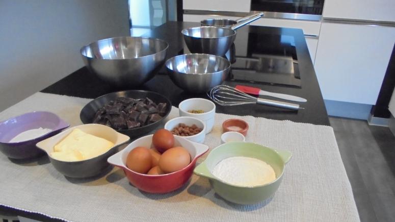 Brownies aux éclats de pistache et graine de café au cacao (3)