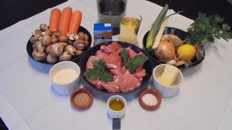 Blanquette de veau (2)