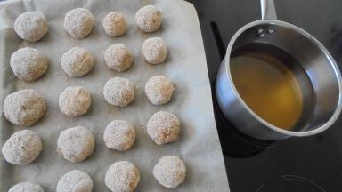 Boules croustillants de pomme de terre (4)