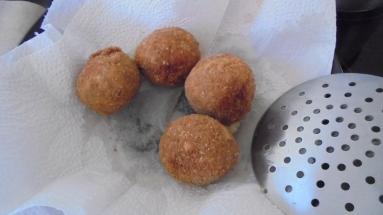 Boules croustillants de pomme de terre (5)
