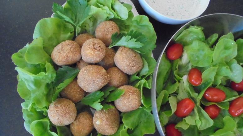 Boules croustillants de pomme de terre (7)