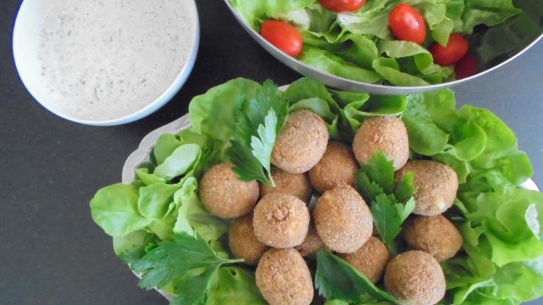 Boules croustillants de pomme de terre (9)