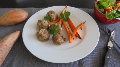 Boulettes de boeuf et patates douce (12)