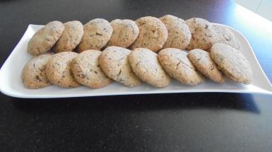 Cookies au chocalat, noix de coco et citron vert (17)