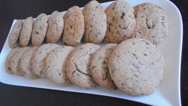Cookies au chocalat, noix de coco et citron vert (18)