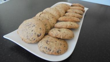 Cookies au chocalat, noix de coco et citron vert (20)